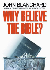 whybelievetheBible